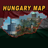 Hungary Map v0.9.28b by Frank007 for 1.39.x