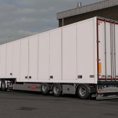 Ekeri trailers by Kast
