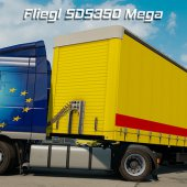 Fliegl SDS350 Mega - Rework